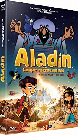 Aladin Et La Lampe Merveilleuse Amazon Fr Jean Image Dvd Blu Ray