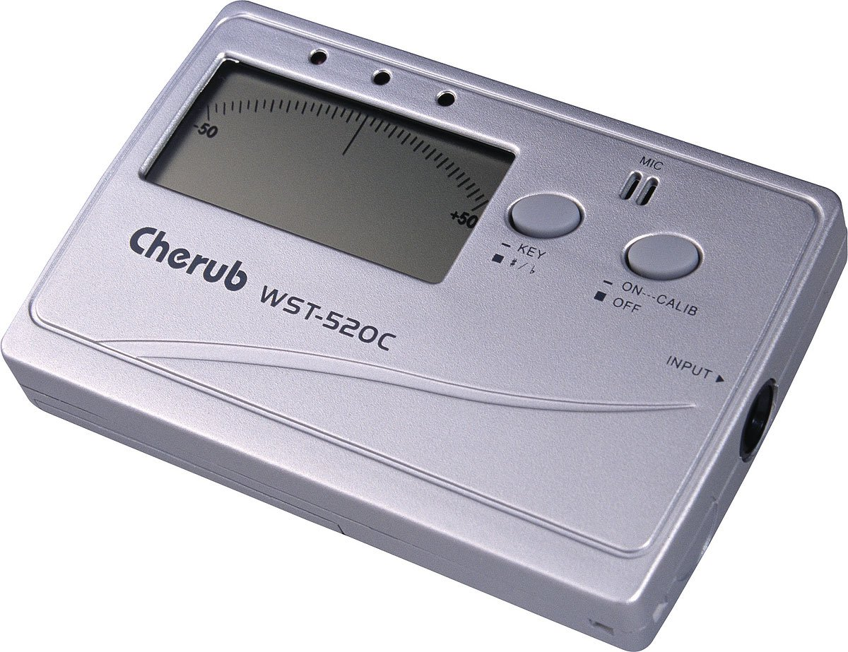 Cherub WST-520C Auto Chromatic Tuner