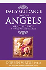 Daily Guidance from Your Angels Oracle Cards: 44 cards plus booklet Cards