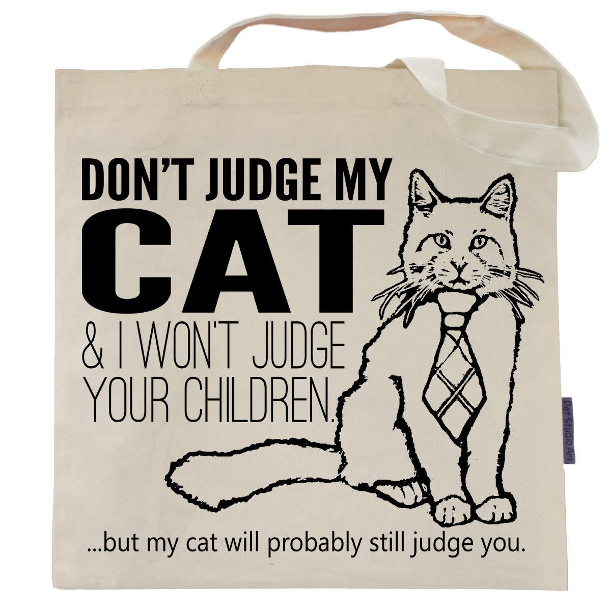 Don't Judge My Cat