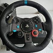 logitech g29 racing lenkrad driving force f r ps4 amazon. Black Bedroom Furniture Sets. Home Design Ideas