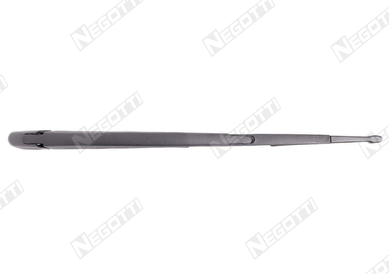 NEGOTTI Heck Scheibenwischer Heckwischerarm Wischerblatt 405 mm KRT 25 40,5cm