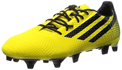 adidas Crazyquick Malice SG Mens Rugby Boots-Yellow-6.5
