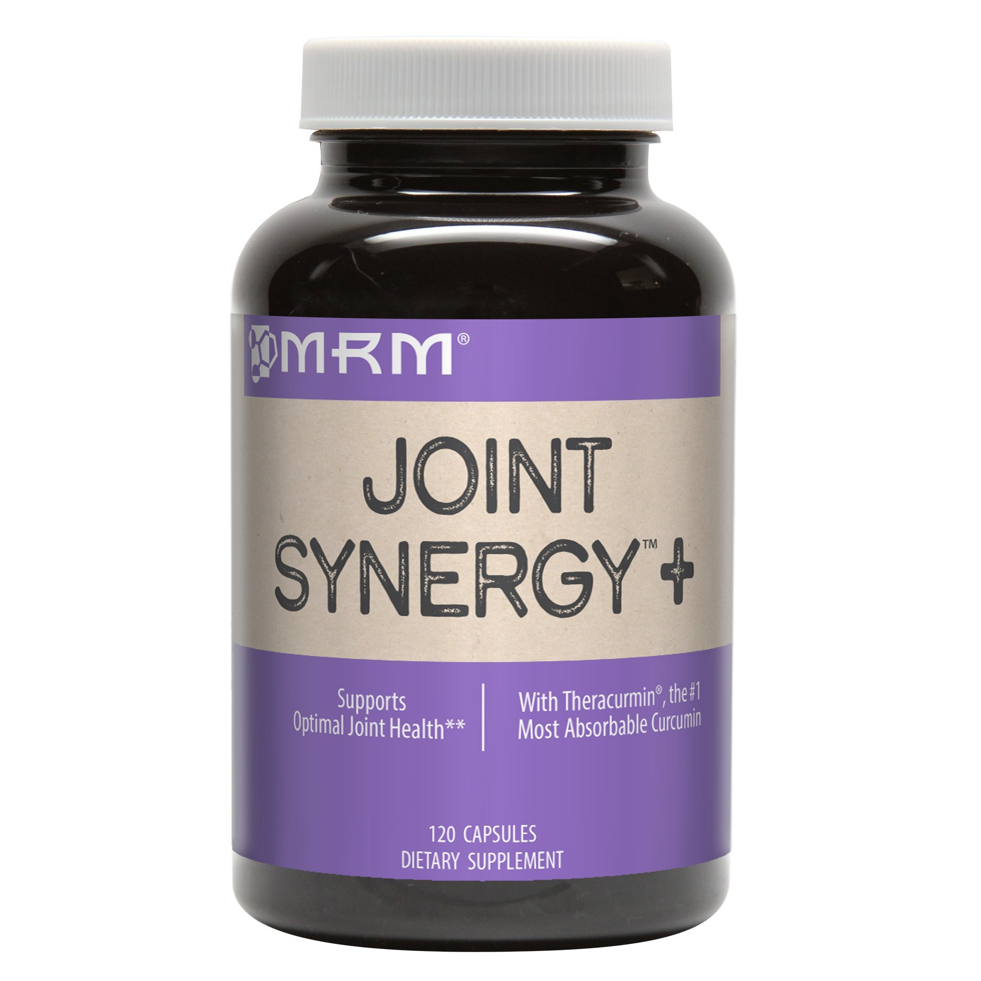 MRM Condition Specific Joint Synergy Plus Capsules, 120-Count Bottle