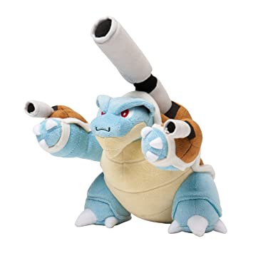 Pokemon Center Peluche Mega Blastoise