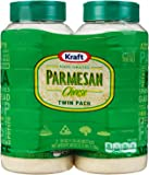 Kraft Grated Parmesan Cheese - 20 oz - 2 ct