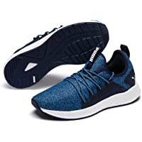 PUMA Boys NRGY Neko Knit JR Outdoor Multisport Training Shoes