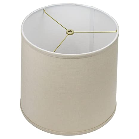 lámpara para tela de Pantalla de tambor kuXPiOZ