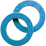 Joint caoutchouc nitrile Kevlar Gripp - Dimensions Assortiment de filetage (mm) : 12 x 17 - 15 x 21 - 20 x 27 - 26 x 34 - 33 x 42 - 40 x 49 - Vendu par 8