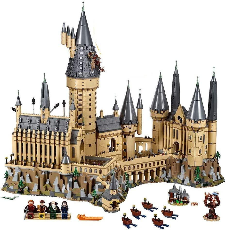 LEGO Hogwarts Castle (Kit 6020 Pieces)