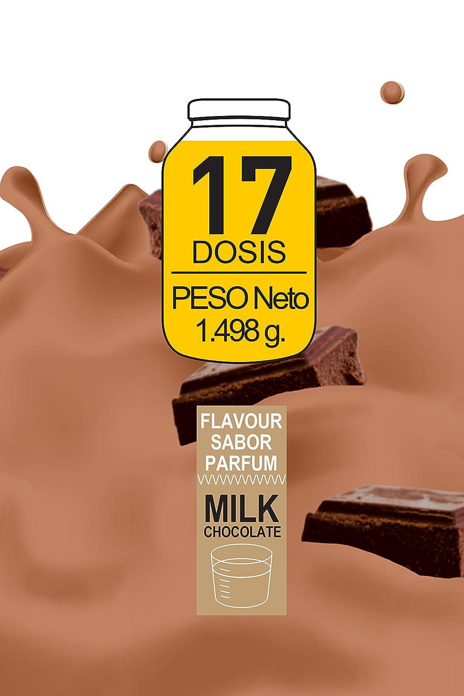 Ganator 1,5 Kg Chocolate - Matriz para la Ganancia de Peso Muscular, Sustituto de Comidas o Post-Entreno: Amazon.es: Salud y cuidado personal