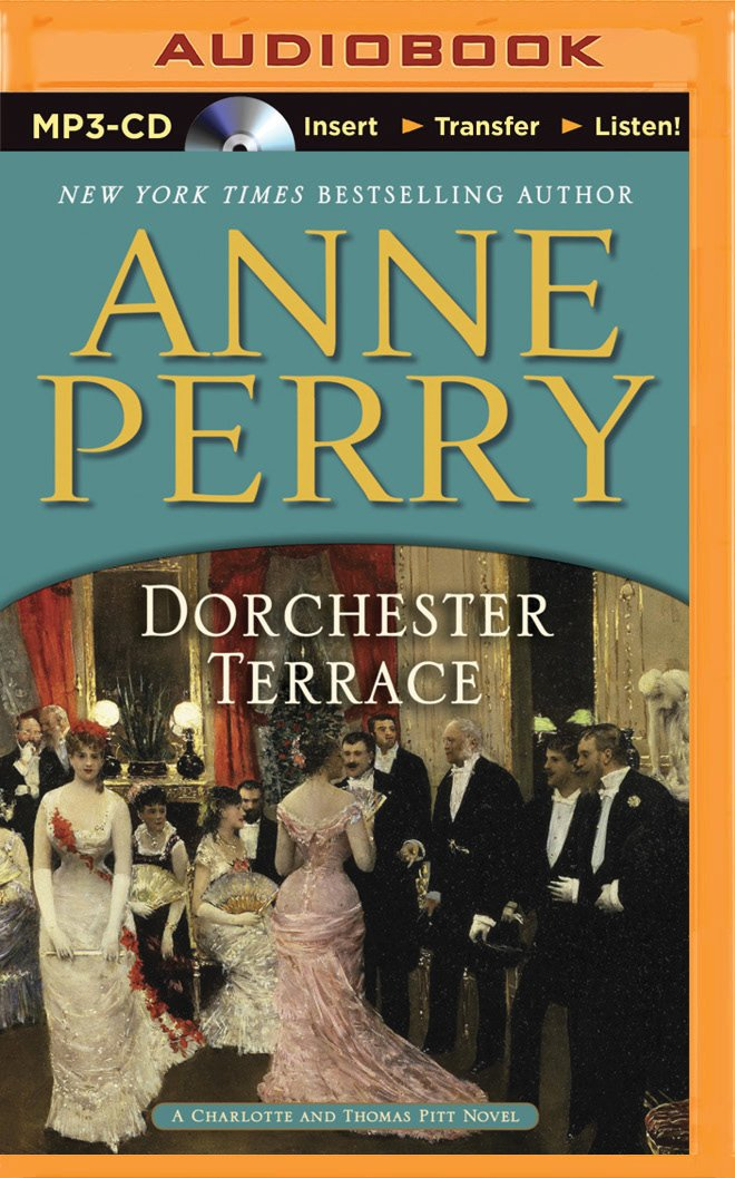 Download Dorchester Terrace (Charlotte and Thomas Pitt) ebook