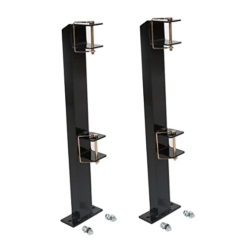 ECOTRIC 2 Place Weeder Trimmer Racks Holders Hold Two - Landscape Trailer Accessories: Amazon.com
