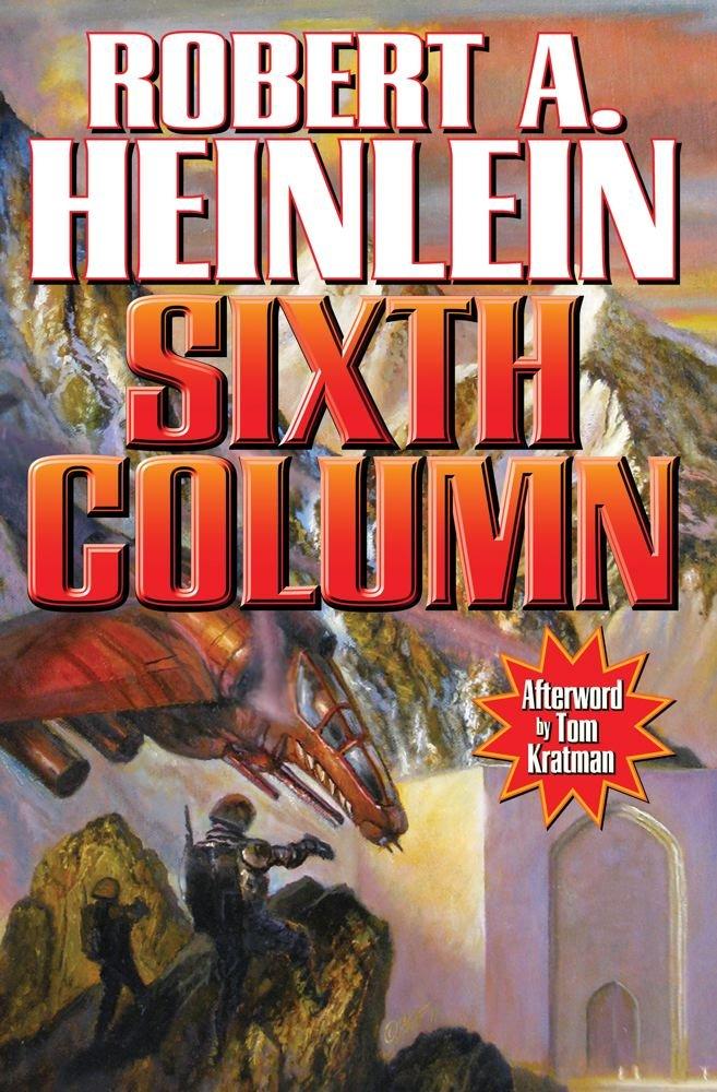 Download Sixth Column pdf epub