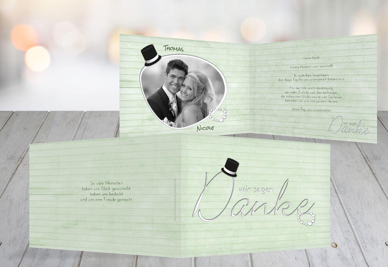 Kartenparadies Danksagung für Hochzeitsgeschenke Hochzeit Dankeskarte Dankeskarte Dankeskarte Kette Zylinder, hochwertige Danksagungskarte Hochzeitsglückwünsche inklusive Umschläge   10 Karten - (Format  148x105 mm) Farbe  Rosa B01NBWIBLR | Kunde zuerst  | A e99f6b