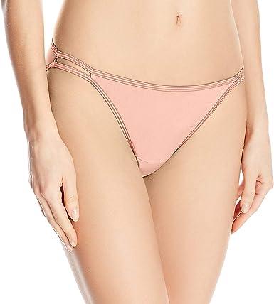 4 prs VANITY FAIR String Bikini ILLUMINATION 18108 Quartz Panty Size XL 8