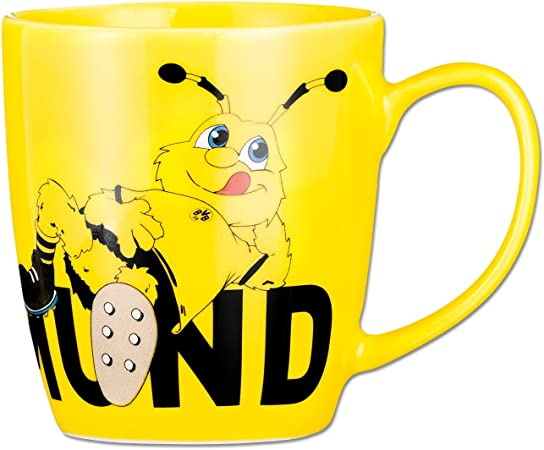 Borussia Dortmund BVB Kaffeebecher//Tasse ** Comic **