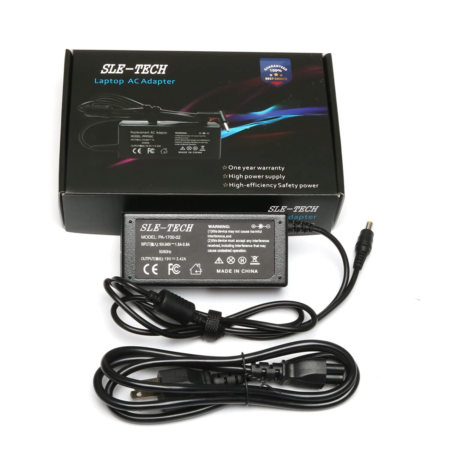 M Tech Charger Laptop Replacement Asus 19v 342a Spec Dan Daftar Adaptor Hp Kw Bagus Amazoncom Sle Ac Adapter Battery Power Cord Supply For