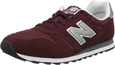 new balances burgundy