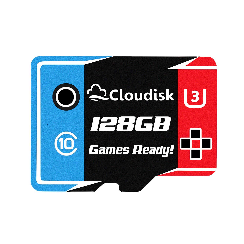 Games Ready 128GB Tarjeta Micro SD Tarjeta de Memoria UHS ...