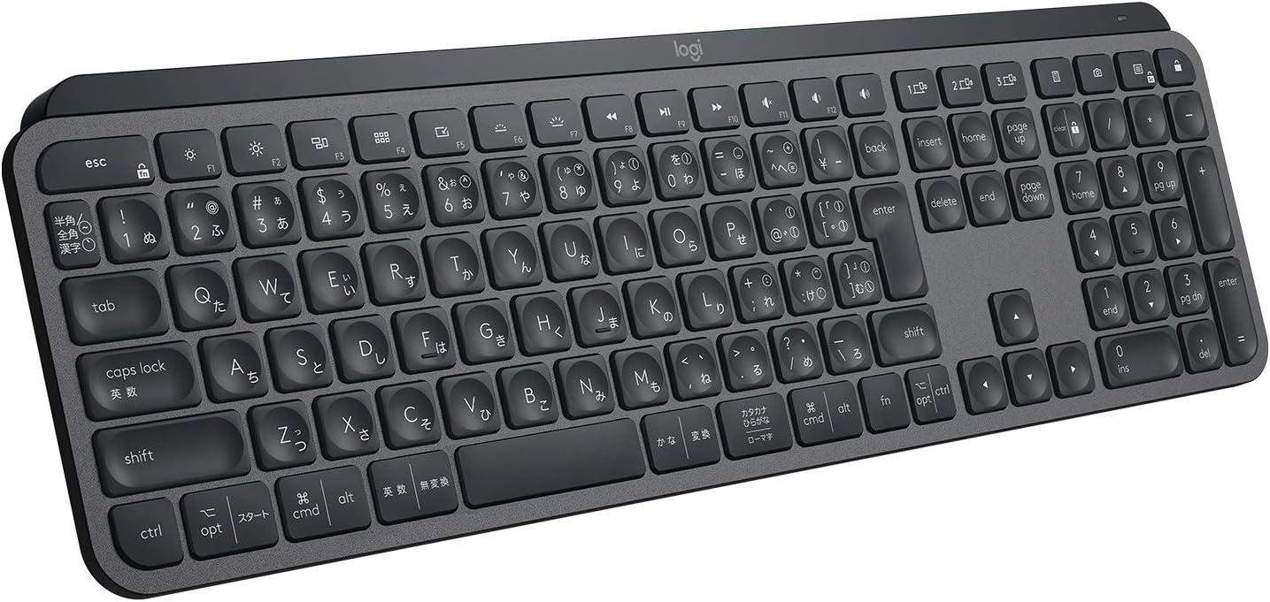 ロジクール KX800 MX KEYS