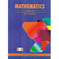 Mathematics for Class 7 by R D Sharma (2019-2020 Session)