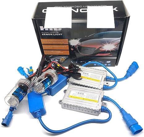 Low Beam 55W Xenon 9006 HID Conversion Kit 6000K White