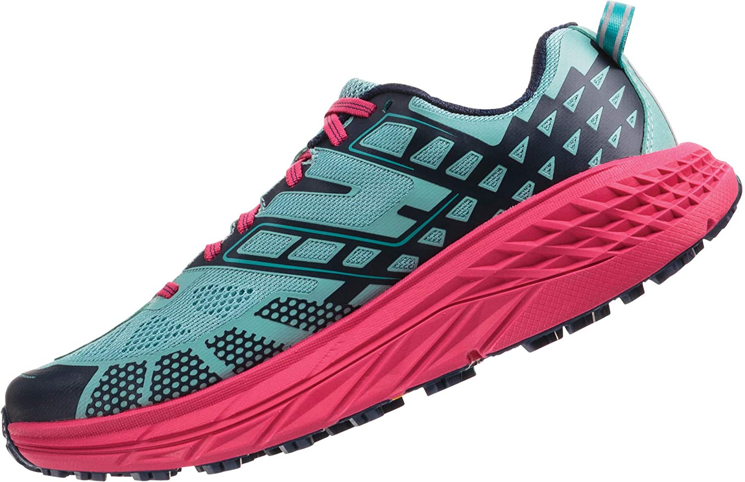 HOKA ONE ONE Womens Speedgoat 2 Running Shoe 1016796