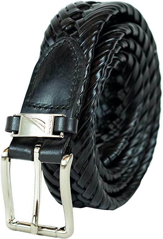 Columbia mens Braided Belt Belt