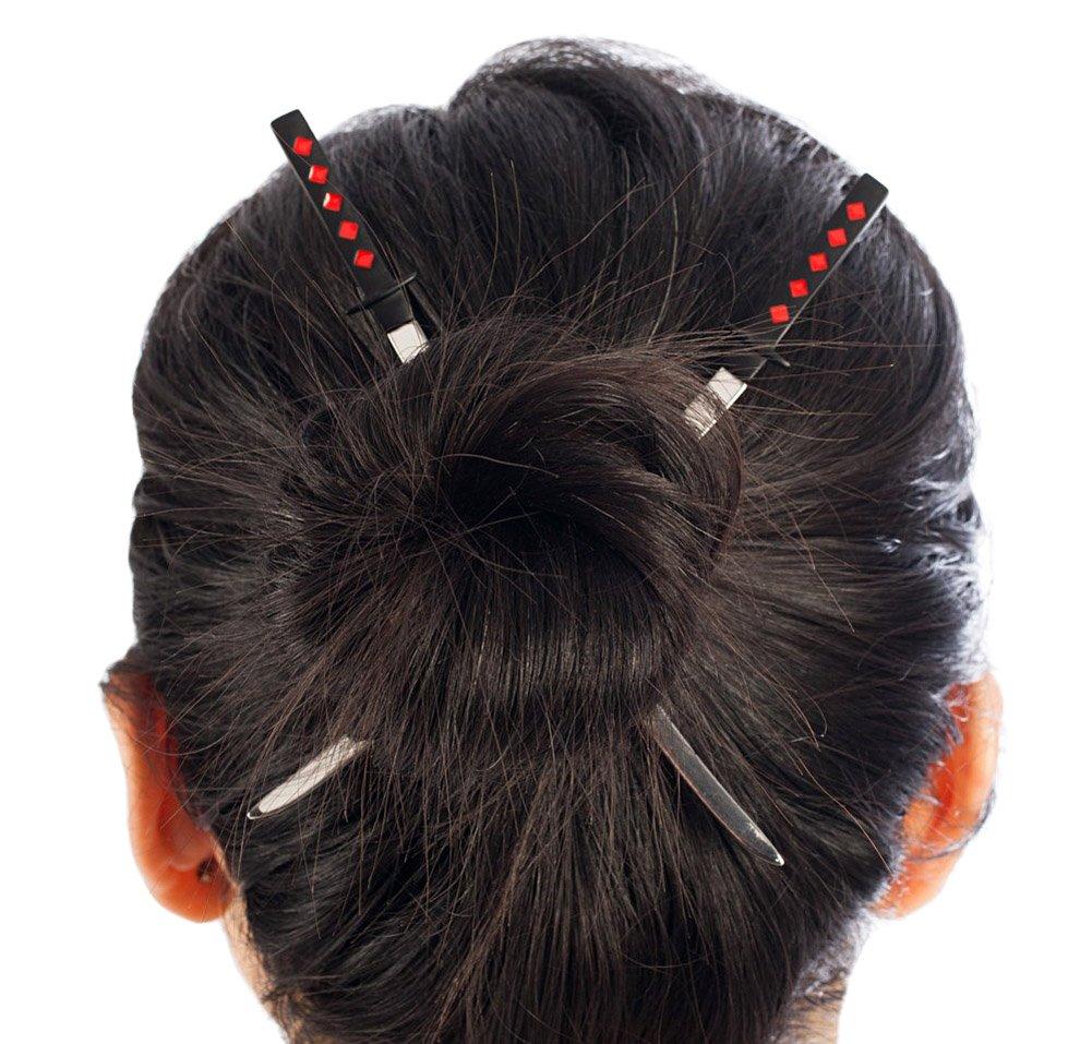 Bioworld Deadpool Katana Hair Sticks