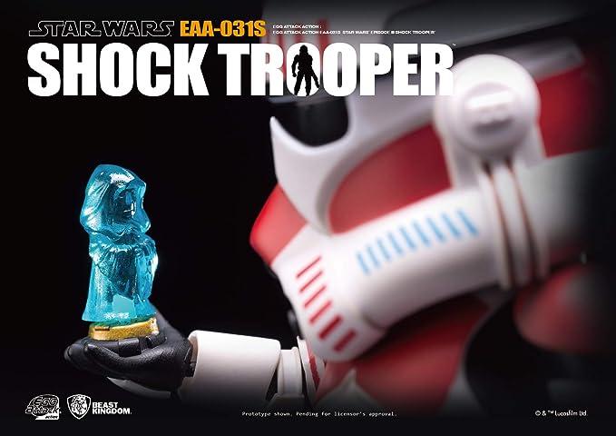 Egg Attack Star wars eaa-031s Shock soldat New York BD vendeur Exclusive Figure