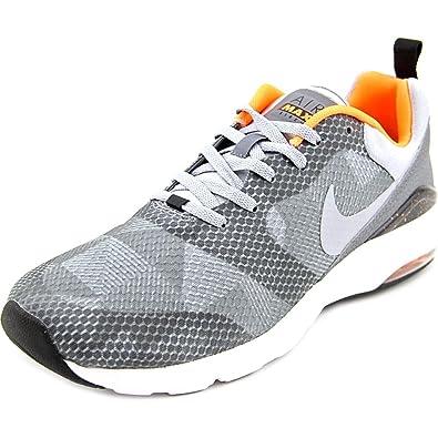 online retailer 304af 55a05 Amazon.com   NIKE Men s Air Max Siren Print Black Wolf Grey-Cool Grey-Total  Orange   Shoes