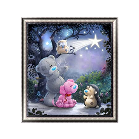 5D Diamond Painting Cartoon Embroidery Cross Craft Stitch Arts Kit Home Decor