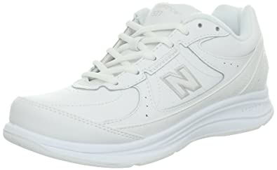 finest selection b49f1 e4ea3 New Balance Women s WW577 Walking Shoe, White, ...