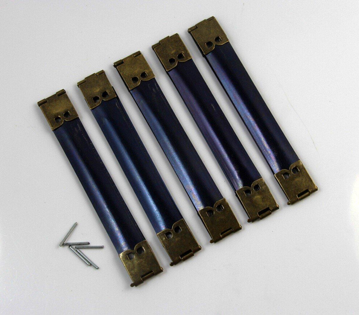 chengyida 20unidades Metal interno Flex Marcos Lot Kiss cierre bolsa Monedero (10cm) Ltd.
