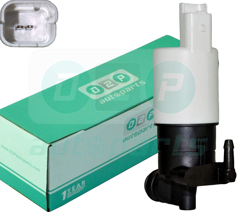 Envoi Simple Sortie Pompe Lave Glace D2P pour BERLINGO M/_// C1 PN/_ 1.0 1.4HDi//C4 la/_// C5