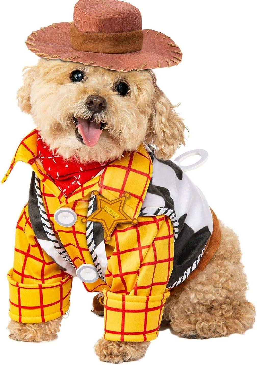 Creative play Toy Story disfraz de Woody para perro o gato - Multi ...