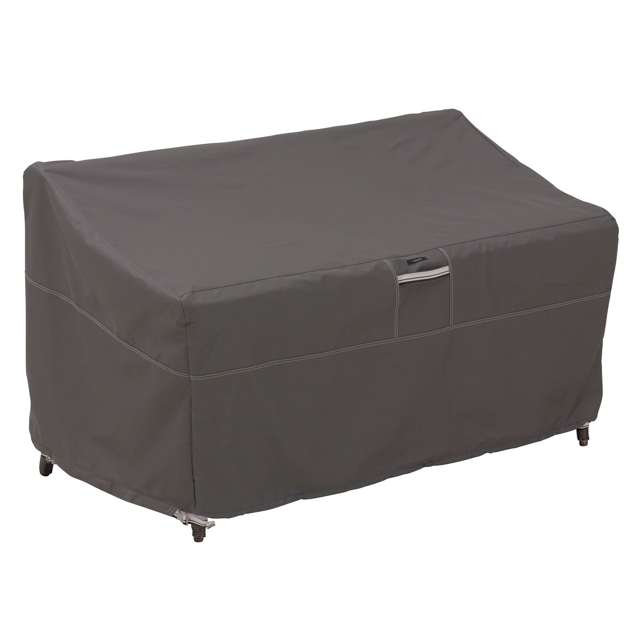 Classic Accessories Ravenna Cover For Hampton Bay Spring Haven All-Weather Patio Loveseats by Classic Accessories