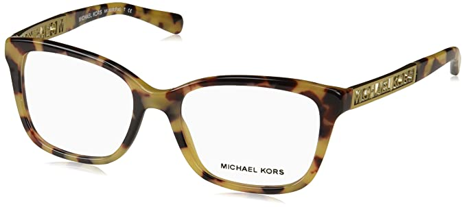 Amazon.com: Michael Kors FOZ MK8008 Eyeglass Frames 3013-52 ...