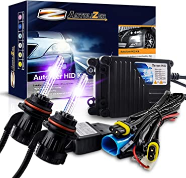 35W Autolizer HID Xenon Headlight KIT H1 H3 H7 9003 H4 9005 9006 5000K OEM White