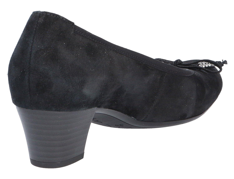 Gabor Damen Pumps Basic 75.382.17 schwarz schwarz schwarz 304817 a161bd