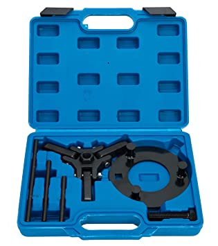 2 in 1 HARMONIC BALANCER PULLEY WHEEL PULLER Tool New Balance pully car truck