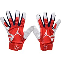 $179 » Mookie Betts Boston Red Sox Player-Issued Red and White Jordan Batting Gloves - Fanatics Authentic Certified