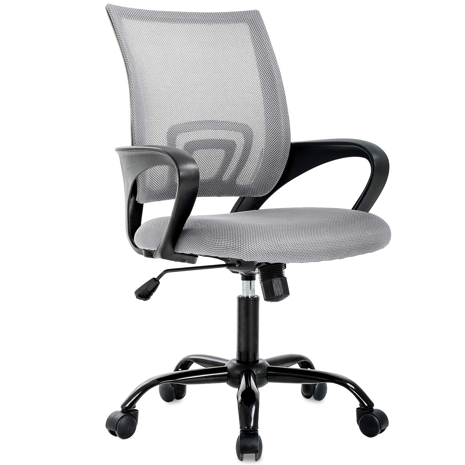 BestOffice Mesh Computer Chair Back Support Modern Executive Adjustable Chair Task Rolling Swivel Chair for Women, Men