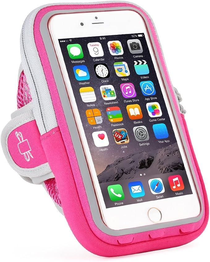 iPhone 6S funda, risepro® Brazalete Deportivo bolsa de ...