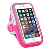 Amazon Price History for:Iphone 7 Plus Armband, RISEPRO Waterproof Case Dry Bag Touchscreen Pouch for Jogging Outdoor Sports Climbing Running for Iphone 7, 6S Plus, 6S, 6, 5, Samsung, Google Smart Phone (Black)