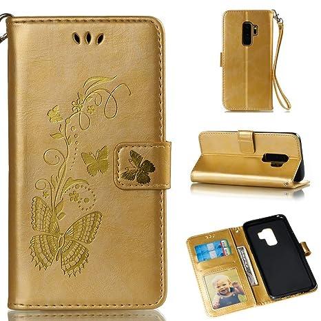 Andre Estuches de teléfonos celulares para Samsung Galaxy S9 ...
