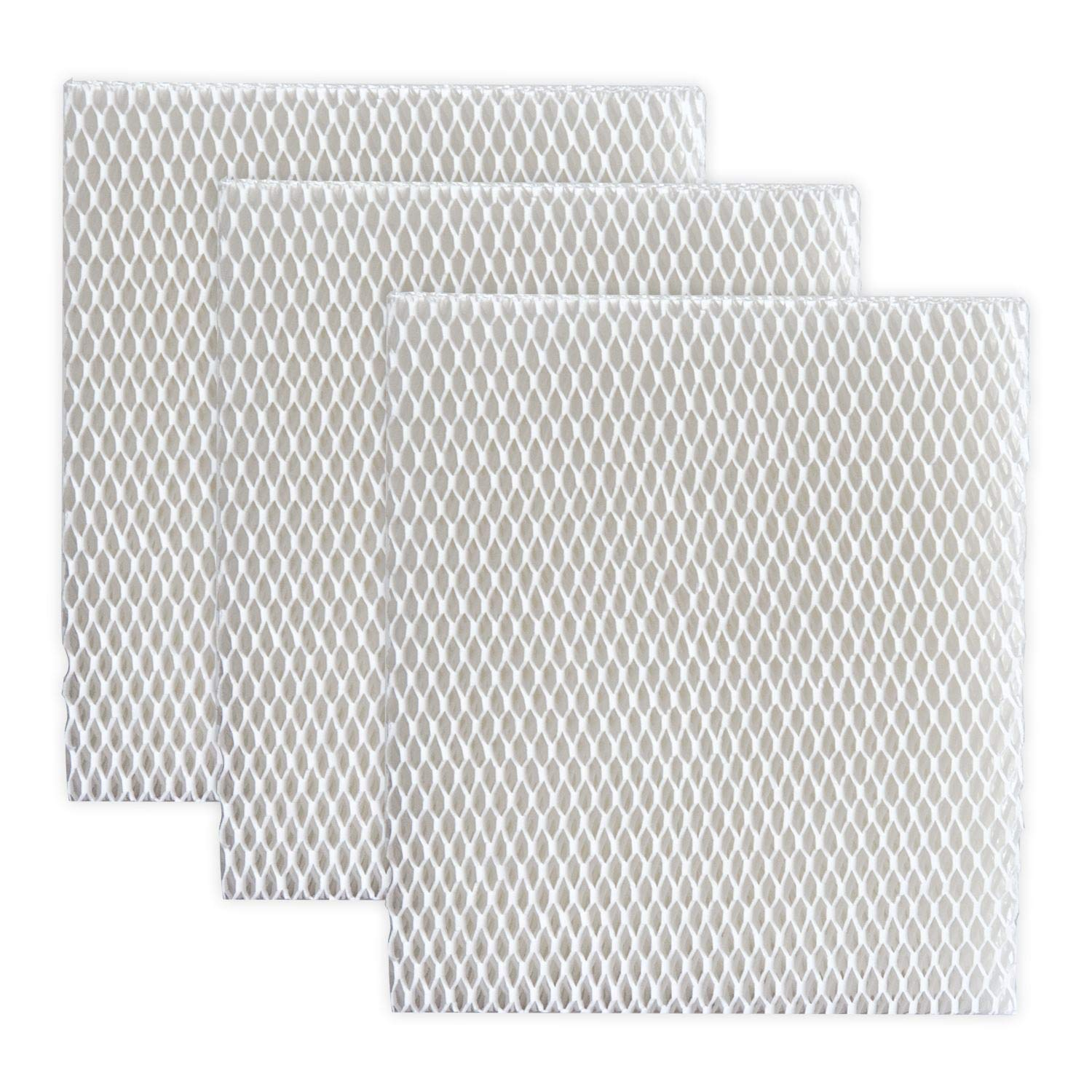 Filter T Made for HEV615 and HEV620 Models. YaoH 3PCS Humidifier Filters Compatible Replacement for HFT600 Humidifier Filter