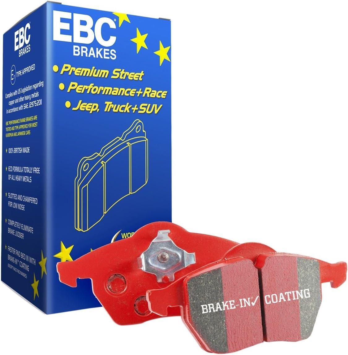EBC Brakes DP31100C Redstuff Ceramic Low Dust Brake Pad