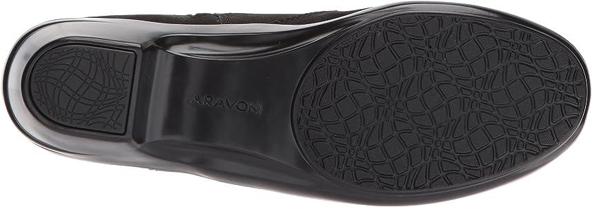 Details about  /Aravon Women/'s Fairlee Mid Boot Calf Choose SZ//color